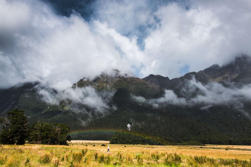 Arc en ciel-Milford Sounds-Sarah Galvan Photographe-2