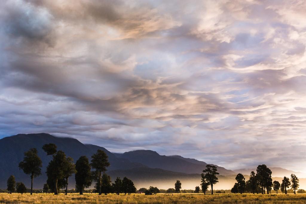 coucher de soleil Mount Cook-New Zealand-Sarah Galvan Photographe