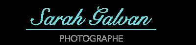 Sarah Galvan Photographe