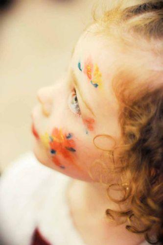 Portrait Enfant Déothile