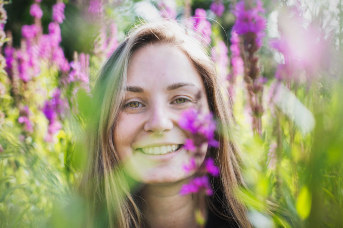 Portrait Marley-Sarah Galvan Photographe