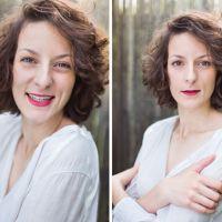 Book comédienne Cecile LAFOREST-Instagram-Sarah Galvan Photographe